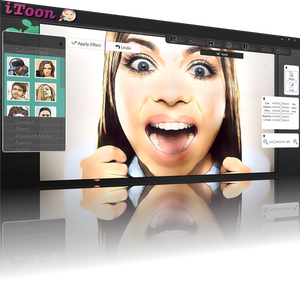 iToon Cartoonizer Software